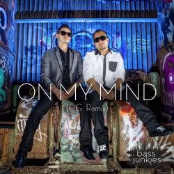 On My Mind (E.G. Remix)