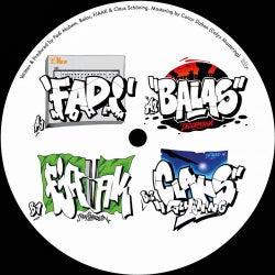 VA - Fadi Mohem / FJAAK / Balas / Claus Schoning