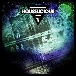 Houselicious Vol. 9