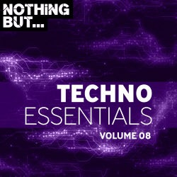 Nothing But... Techno Essentials, Vol. 08