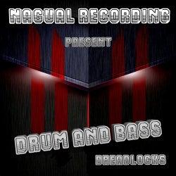 Nagual Recording Pres. : Dreadlocks Drum and Bass