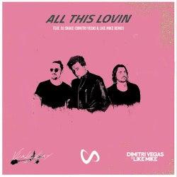 All This Lovin (Dimitri Vegas & Like Mike Remix) feat. DJ Snake