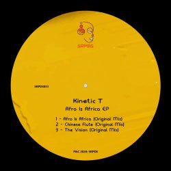 Afro Is Africa EP
