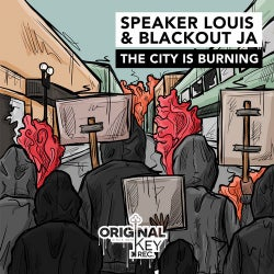 The City Is Burning