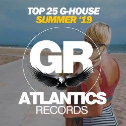 Top 25 G-House Summer '19
