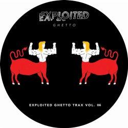 Shir Khan Presents Exploited Ghetto Trax Vol. 06