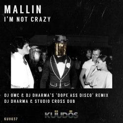 I'm Not Crazy (Remixes)