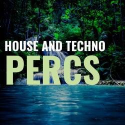 House & Techno Percs