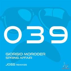 Spring Affair - Joss Remixes