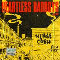 Heartless Badboys - EP