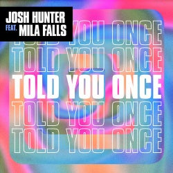 Told You Once (feat. Mila Falls)