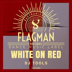 White On Red Dj Tools