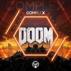 Doom / Born In Darkness VIP
