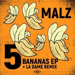 5 Bananas