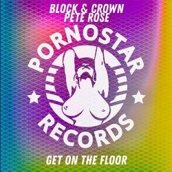 Block & Crown, Pete Rose - Get On The Floor