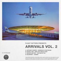 Arrivals Vol. 2