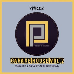 Marc Cotterell presents Garage House, Vol. 2