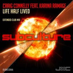 Life Half Lived