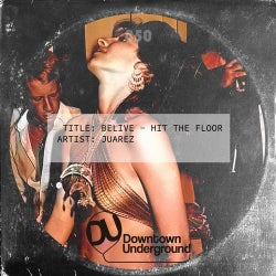 Belive - Hit the Floor (Extended Mixes)