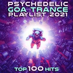 Psychedelic Goa Trance Playlist 2021