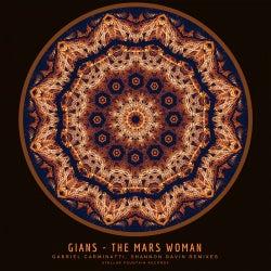 The Mars Woman