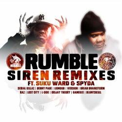 Siren (Remixes)