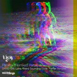Parallax {Remixed Part II: DNYO, Eric Lune, Ferher, Weird Sounding Dude Remxes}