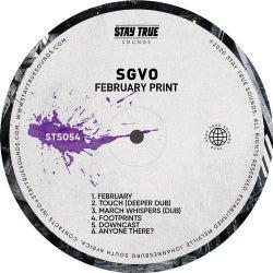 FebruaryPrint EP