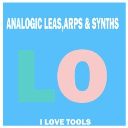 ANALOGIC LEAS,ARPS & SYNTHS Loops