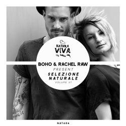 BOHO & Rachel Raw Present Selezione Naturale Volume 37