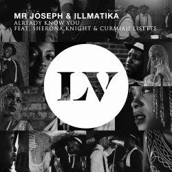 Already Know You (feat. Sherona Knight & Curmiah Lisette)