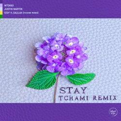 Stay (feat. Dalilah) - Tchami Remix