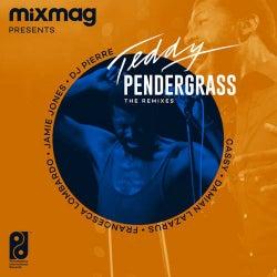 Mixmag Presents Teddy Pendergrass: The Remixes - EP