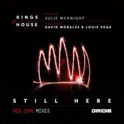 Still Here (feat. Julie McKnight) [Red Zone Mixes]