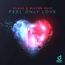 Klaas feat. Mister Ruiz - Feel Only Love