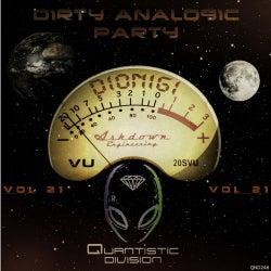 Dirty Analogic, Vol. 21