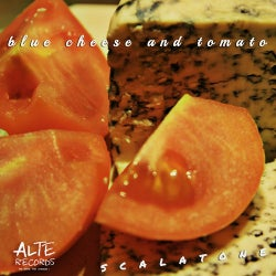 Blue Cheese and Tomato
