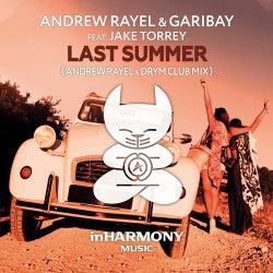 Last Summer feat. Jake Torrey
