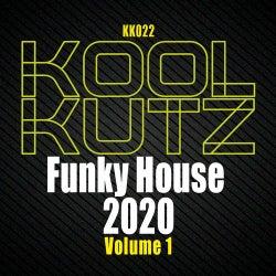 FunkyHouse 2020 - Volume 1