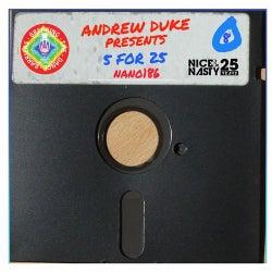 Andrew Duke presents 5 for 25
