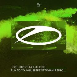 Run To You - Giuseppe Ottaviani Remix
