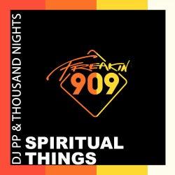 Spiritual Things