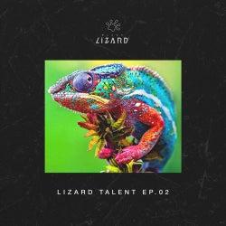 Lizard Talent - EP 2 - Extended Mixes