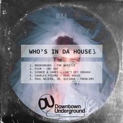 Who's in Da House Vol.2