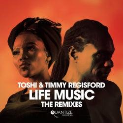 Life Music (The Remixes)