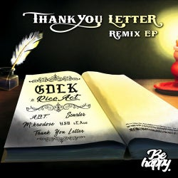 Thank You Letter (feat. Rico Act) [Remixes]