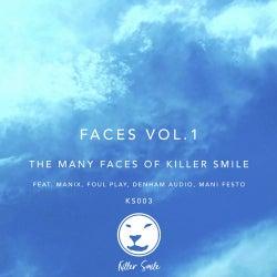 Faces, Vol. 1