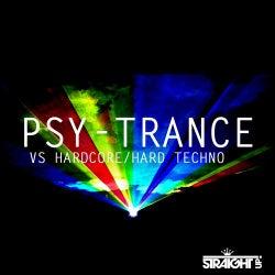 Psy-Trance vs Hardcore/Hard Techno
