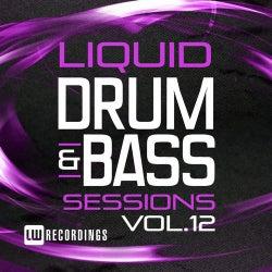 Blueprint dnb tracks releases on beatport liquid drum bass sessions vol 12 malvernweather Gallery
