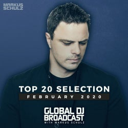 Global DJ Broadcast - Top 20 February 2020
